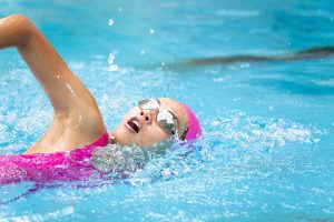 Is swimming enough to keep you fit